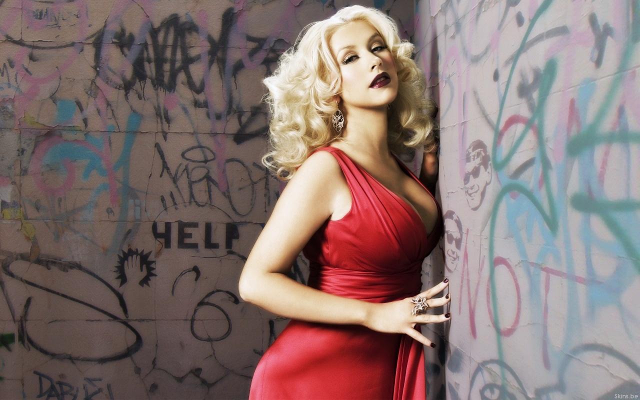 Christina Aguilera wallpaper (#34380)