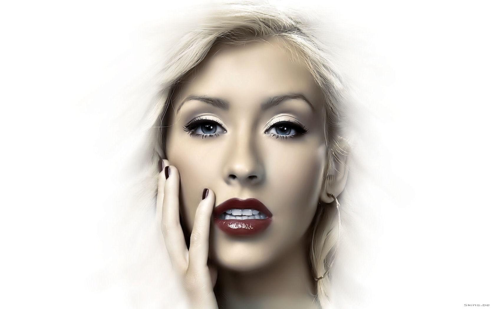 Christina Aguilera wallpaper (#25855)