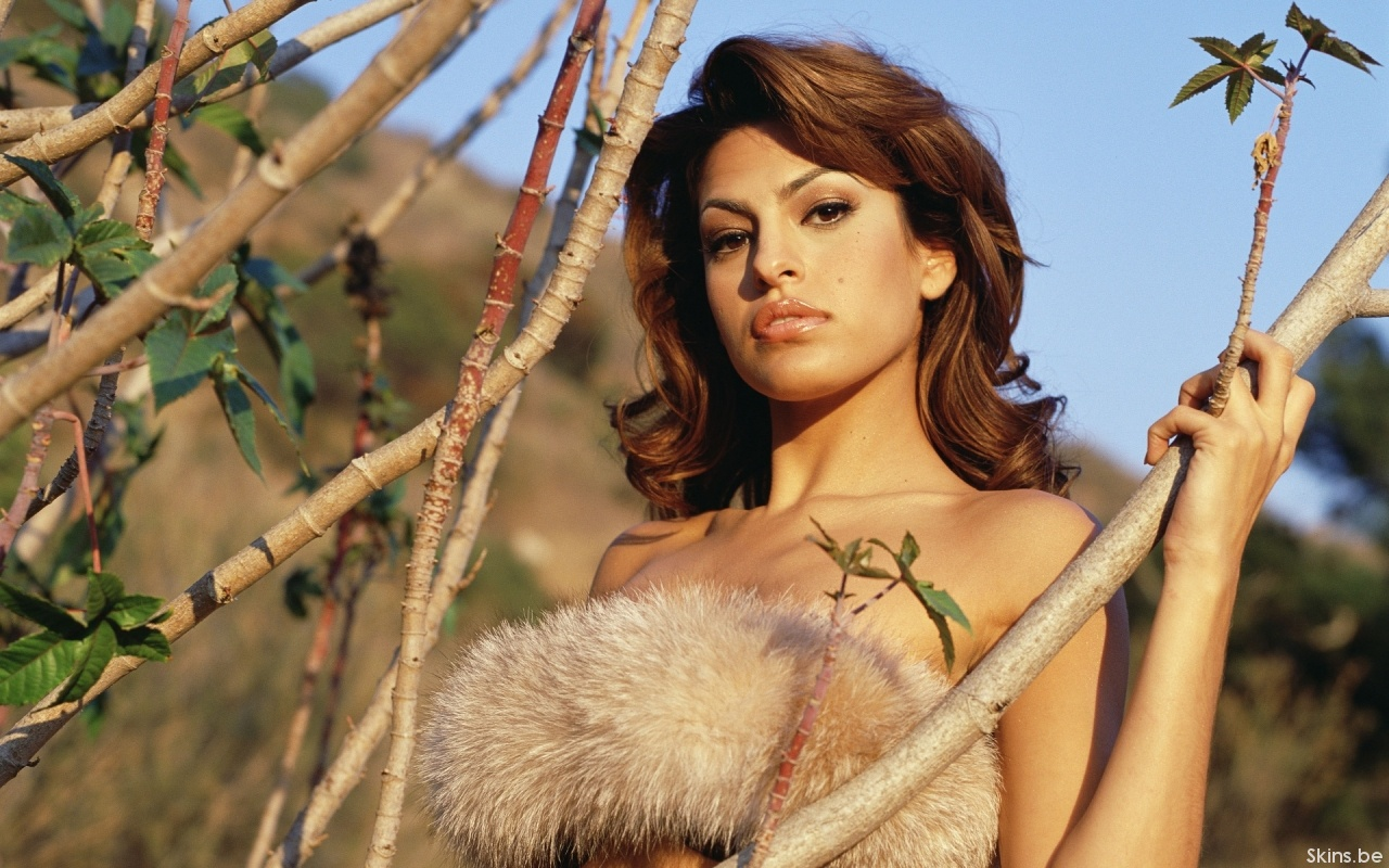 Eva Mendes wallpaper (#35340)