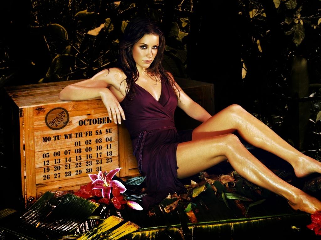 Evangeline Lilly wallpaper (#36800)