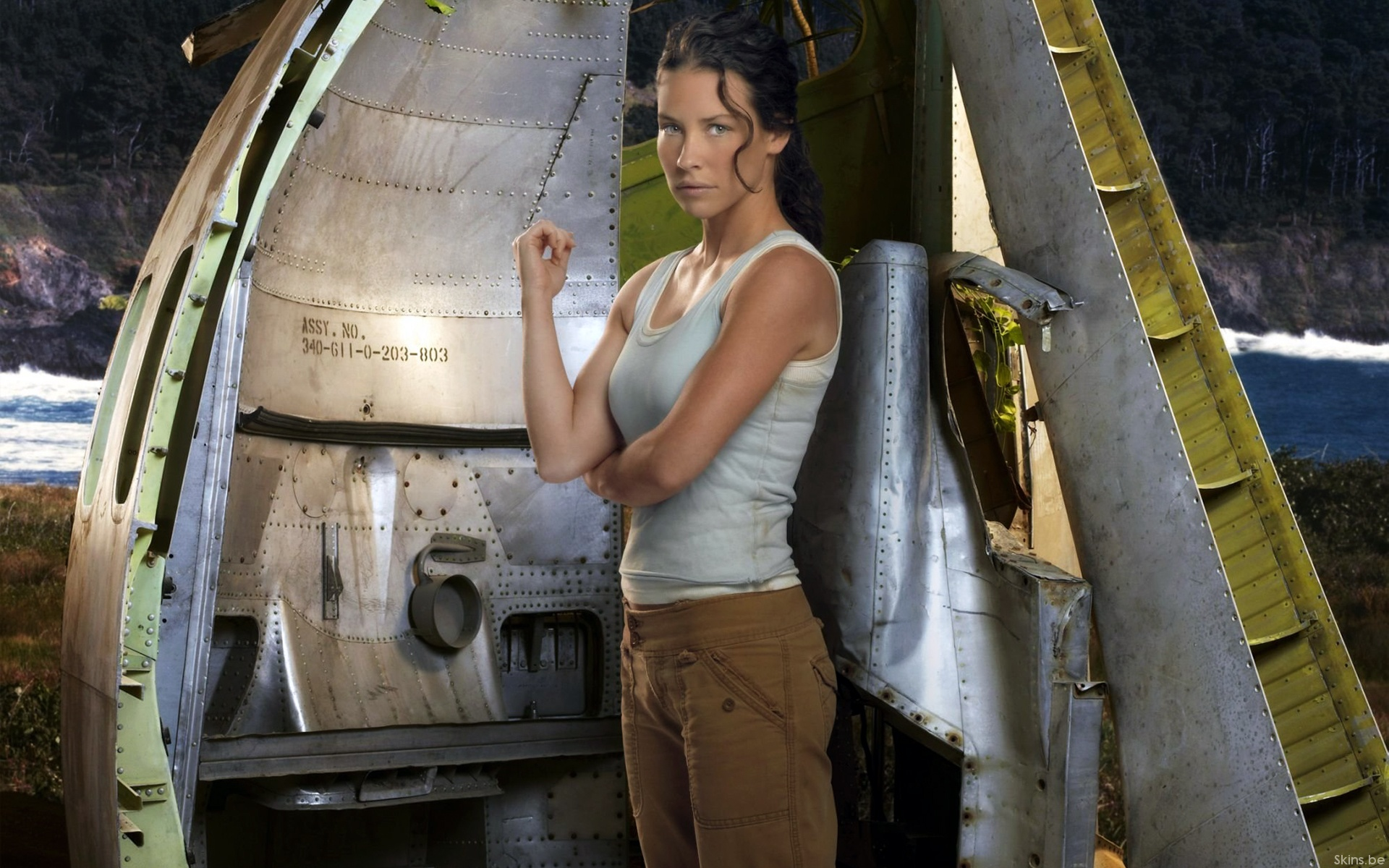 Evangeline Lilly wallpaper (#34966)