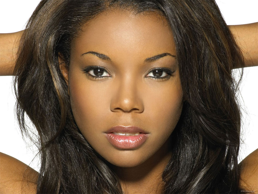 This Gabrielle Union Wallpaper (#24831) was scaled down in order to fit your ...
