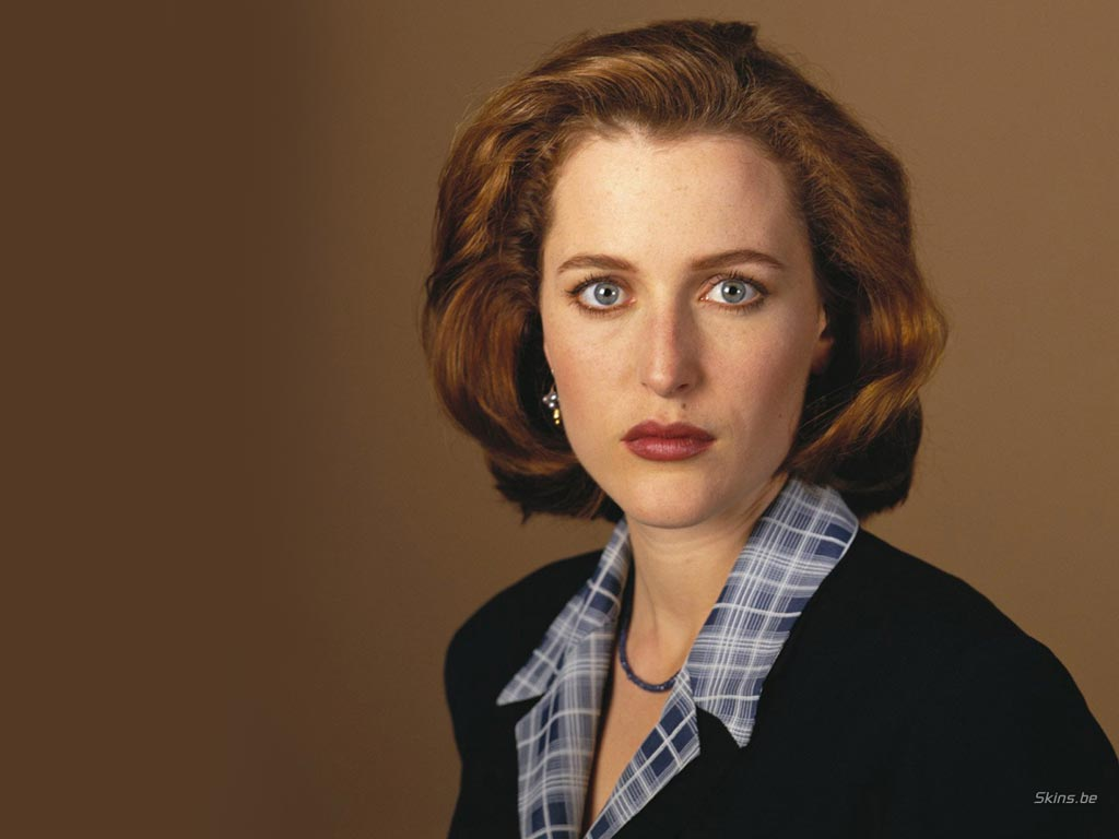Gillian Anderson wallpaper (#20434)