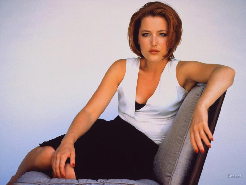 Gillian Anderson wallpaper (#20675)
