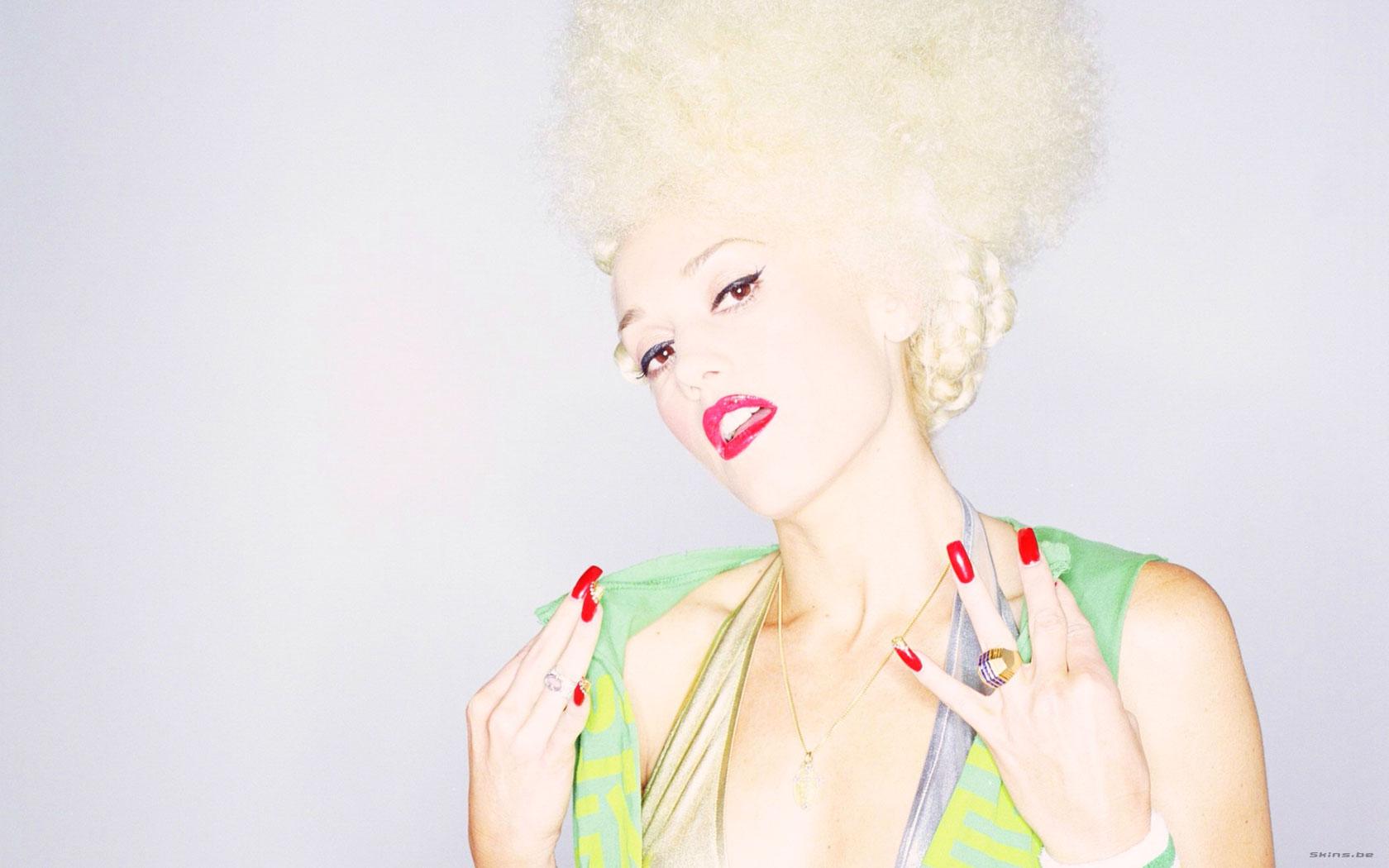 Gwen Stefani wallpaper (#23689)