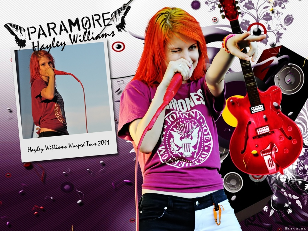 Hayley Williams wallpaper (#40587)