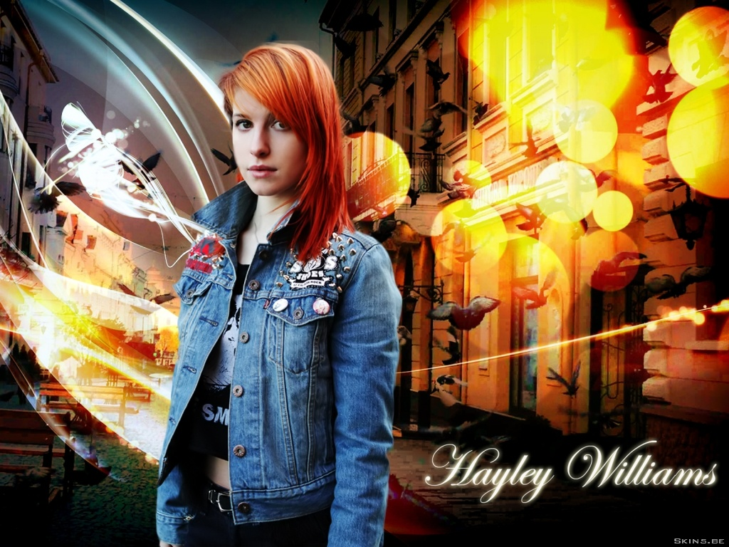 Hayley Williams wallpaper (#40863)