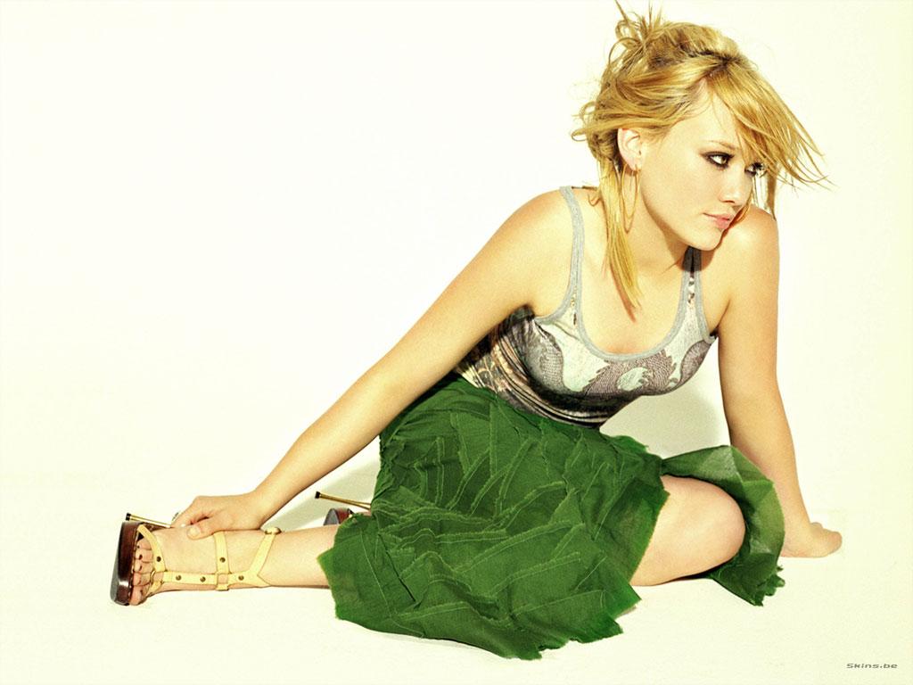 Hilary Duff wallpaper (#23319)