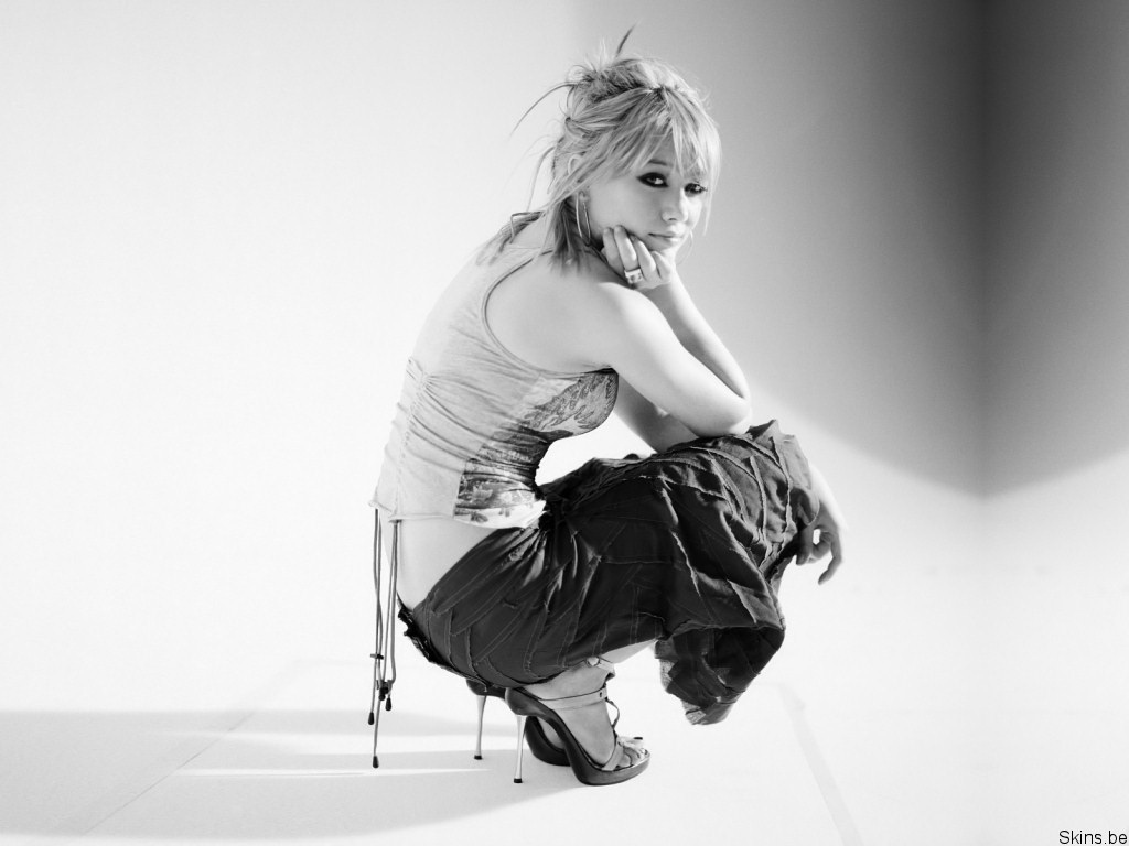 Hilary Duff wallpaper (#28643)