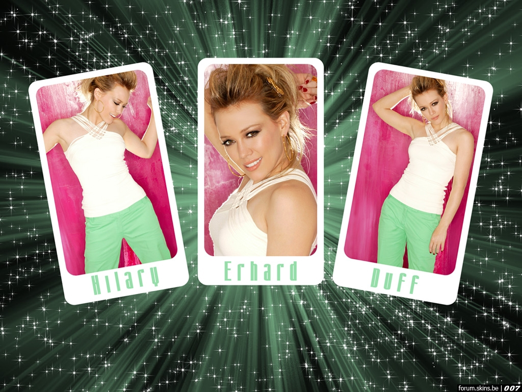Hilary Duff wallpaper (#31300)