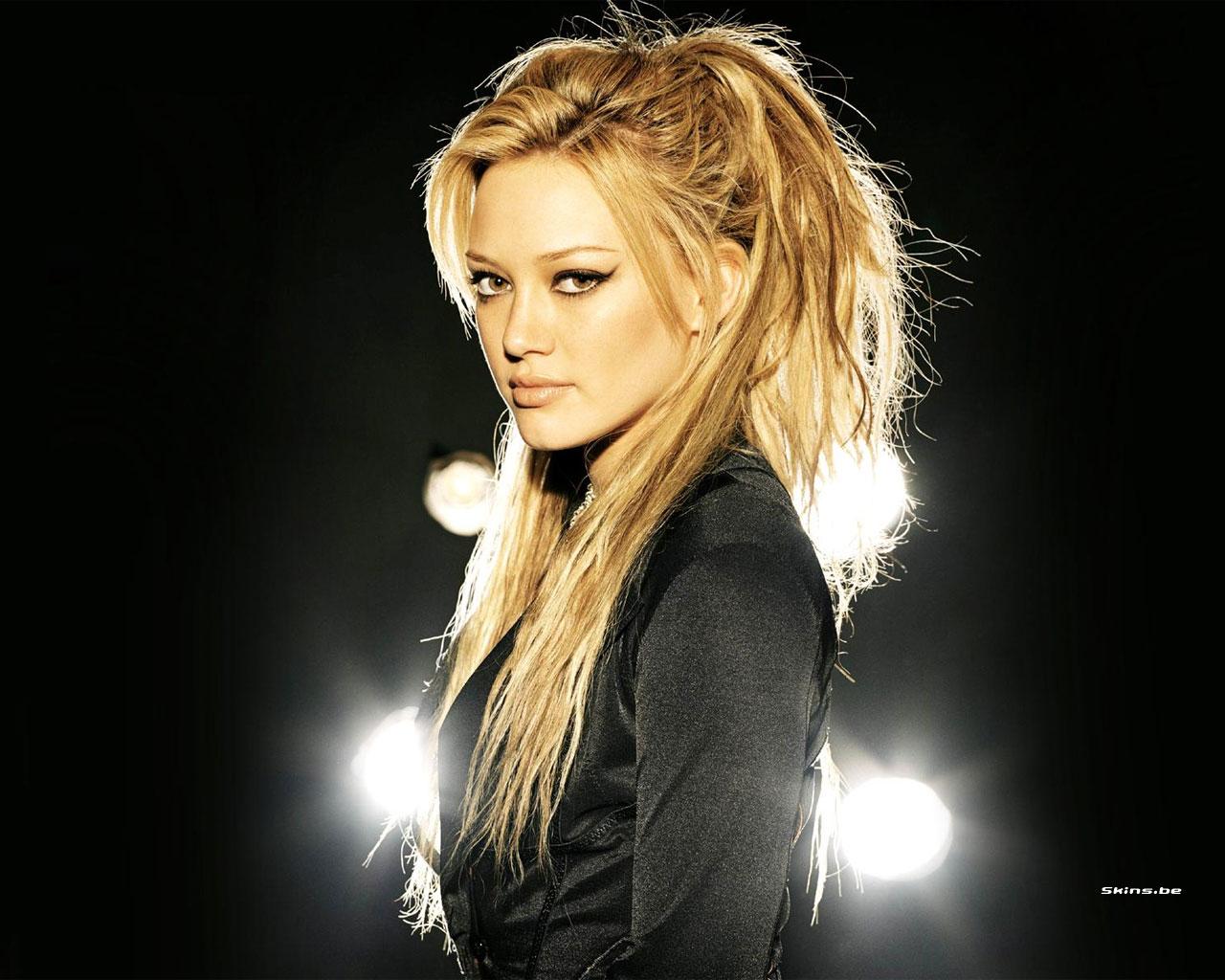 Hilary Duff wallpaper (#22281)