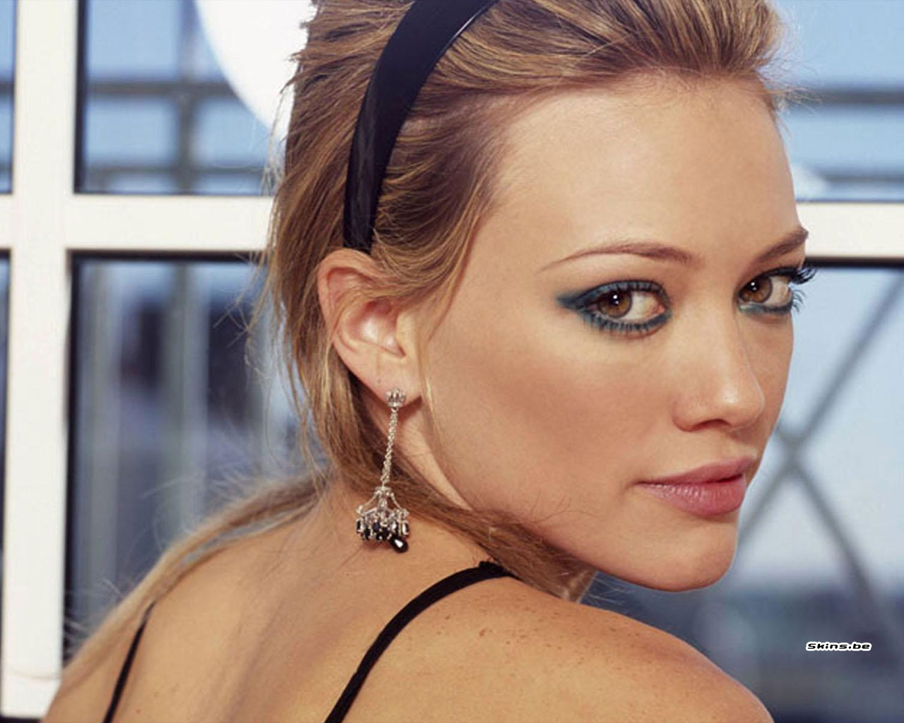 Hilary Duff wallpaper (#22809)