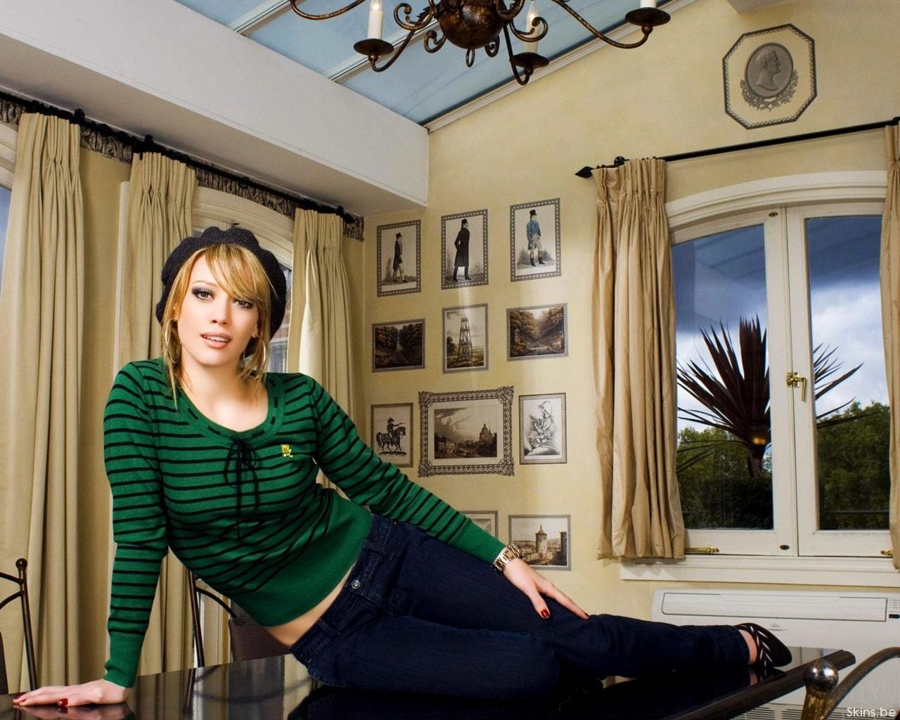 Hilary Duff wallpaper (#39708)