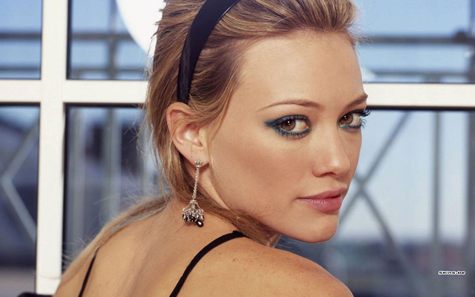 Hilary Duff wallpaper (#22809)