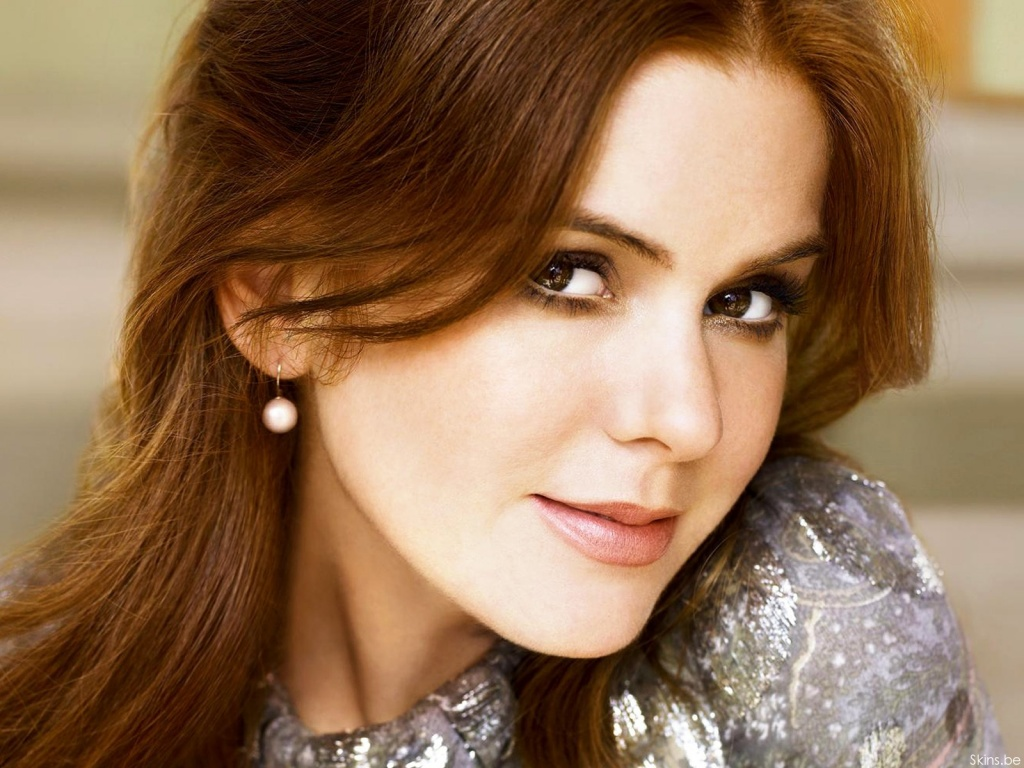 Isla Fisher wallpaper (#30058)