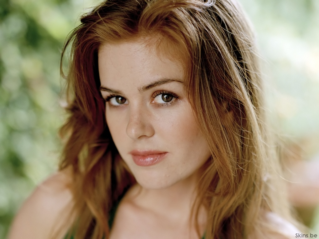 Isla Fisher wallpaper (#32400)