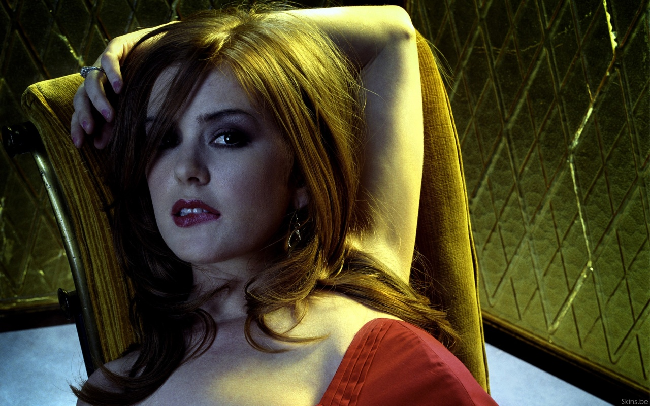 Isla Fisher wallpaper (#30052)