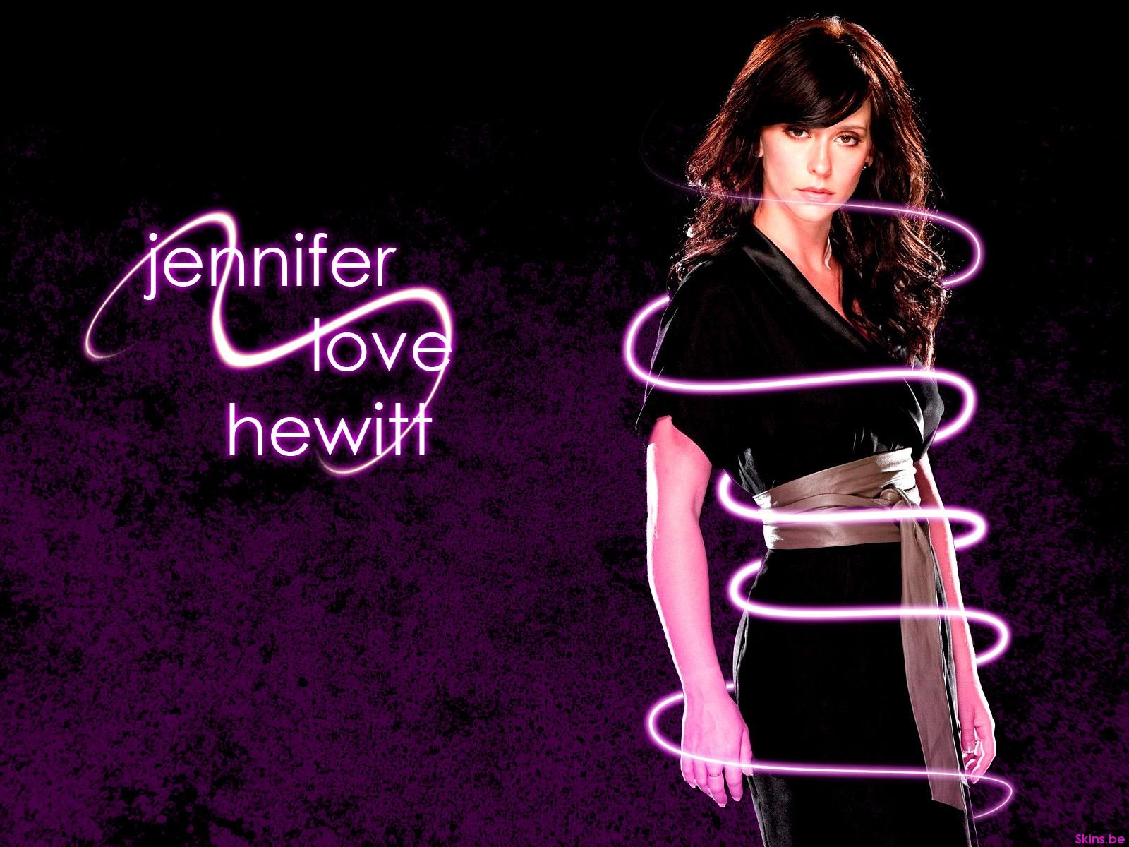 Jennifer Love Hewitt wallpaper (#37840)