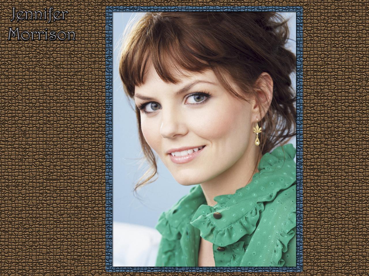 Jennifer Morrison wallpaper (#34304)