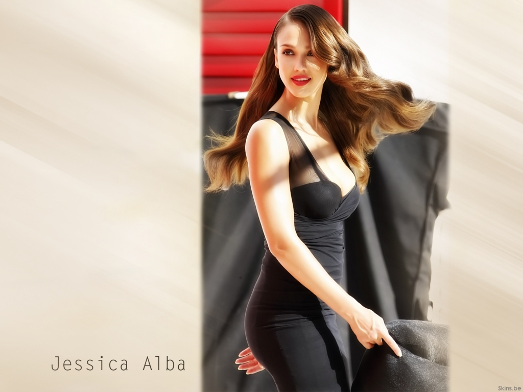Jessica Alba wallpaper (#38395)