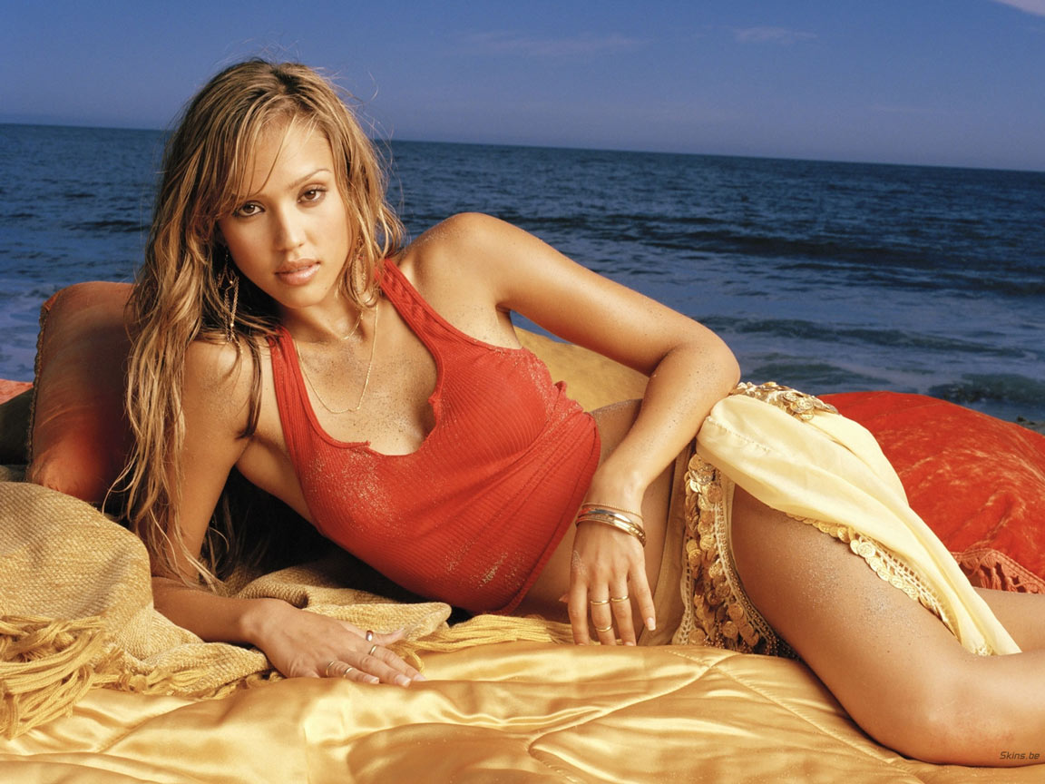 Jessica Alba wallpaper (#17859)