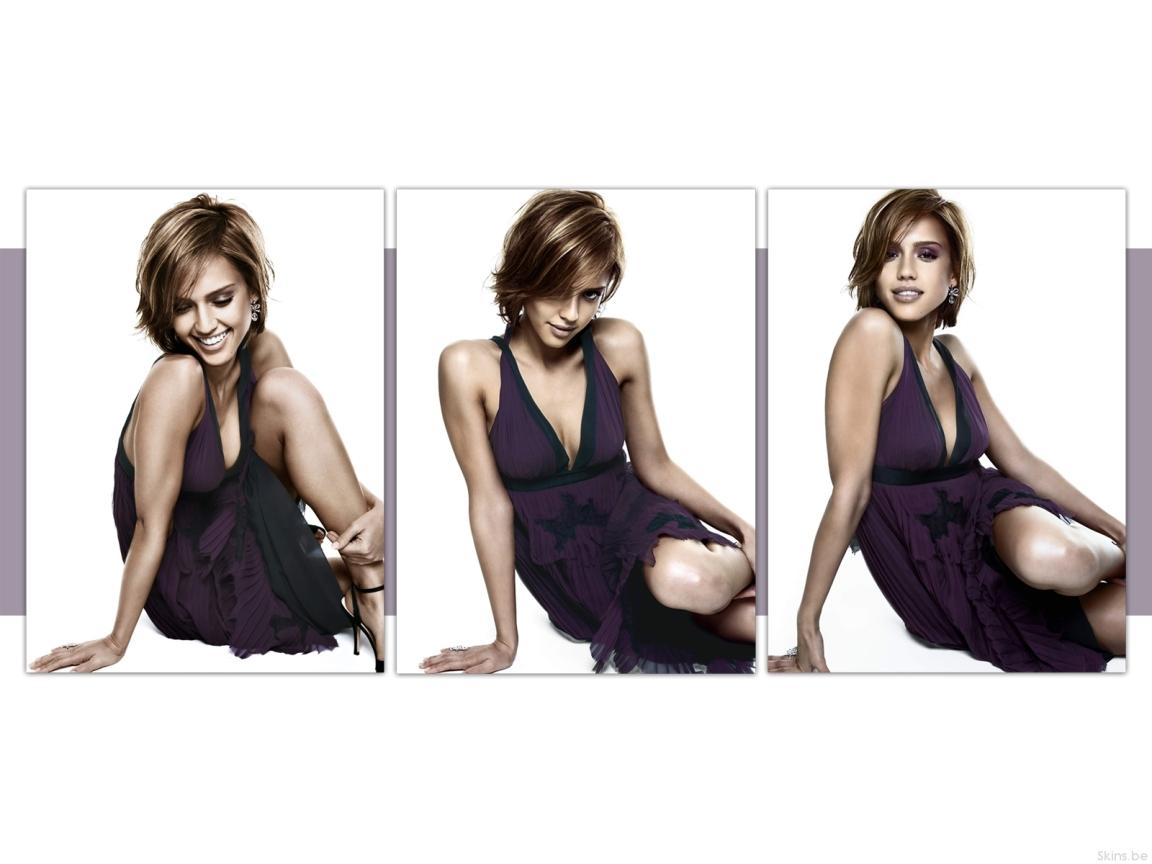 Jessica Alba wallpaper (#35597)