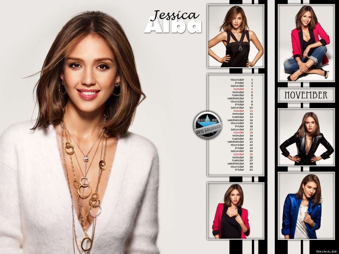 Jessica Alba wallpaper (#41459)