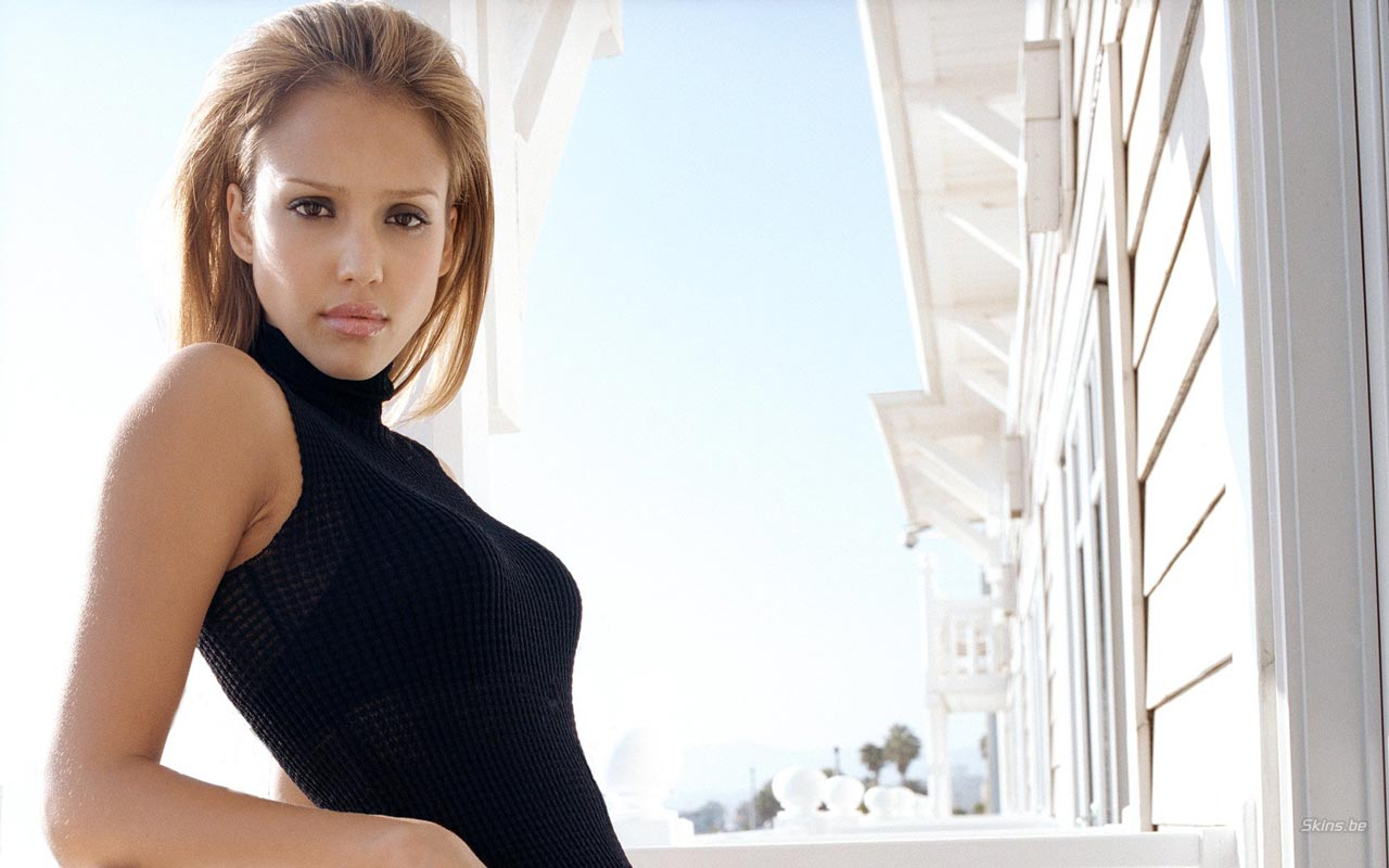 Jessica Alba wallpaper (#20486)