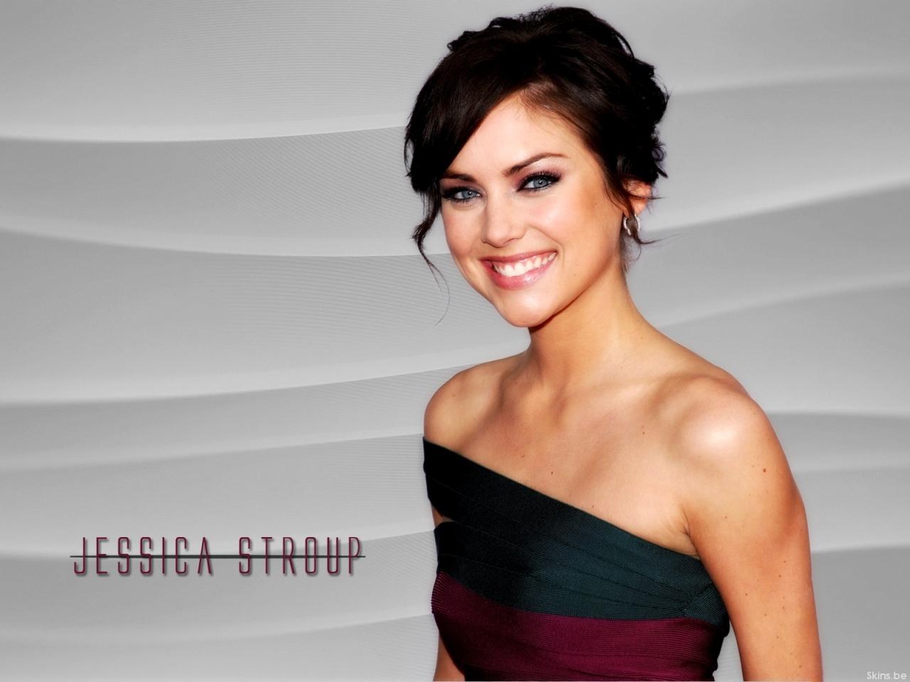 Jessica Stroup wallpaper (#35594)