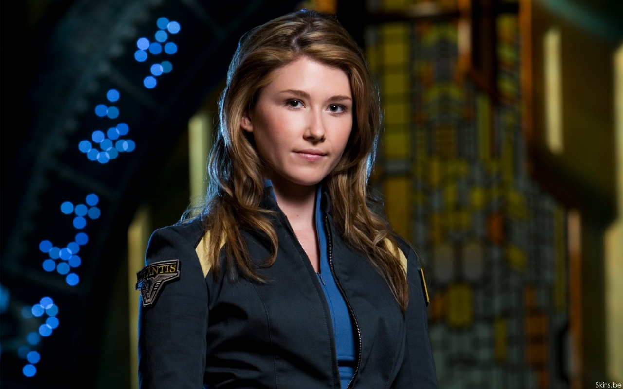 Jewel Staite wallpaper (#30019)