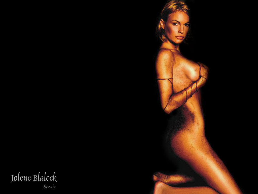 This Jolene Blalock Wallpaper (#3854) was scaled down in order to fit your ...