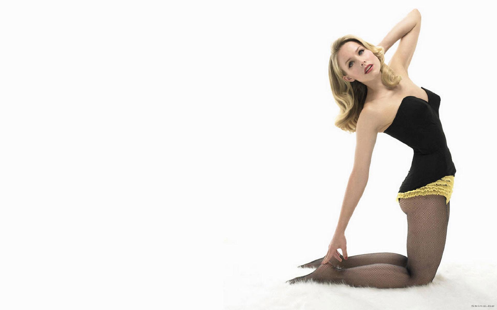 Скачать Kristen Bell, девушка, красивая, фото, обои, картинка #116602.