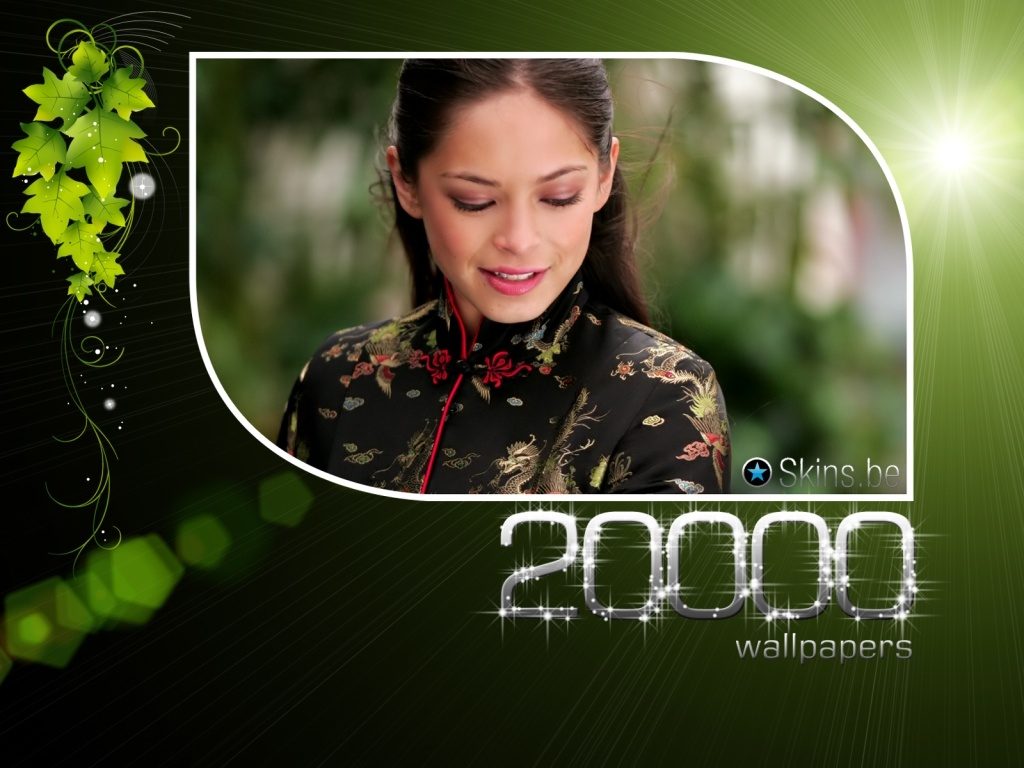 Kristin Kreuk wallpaper (#32534)