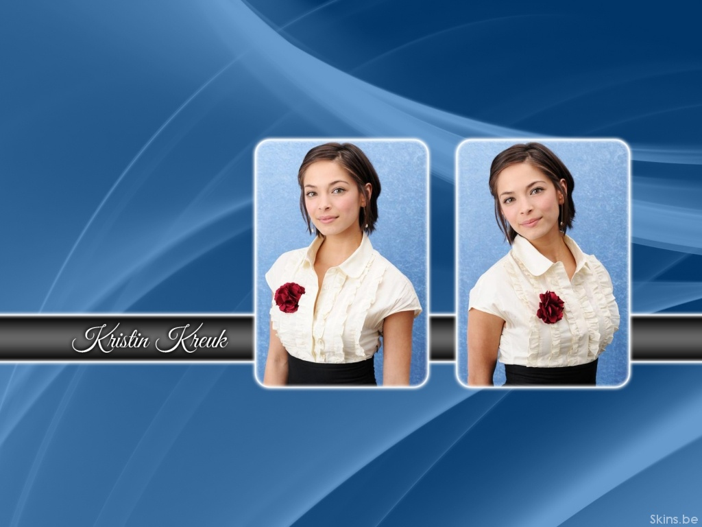 Kristin Kreuk wallpaper (#34167)