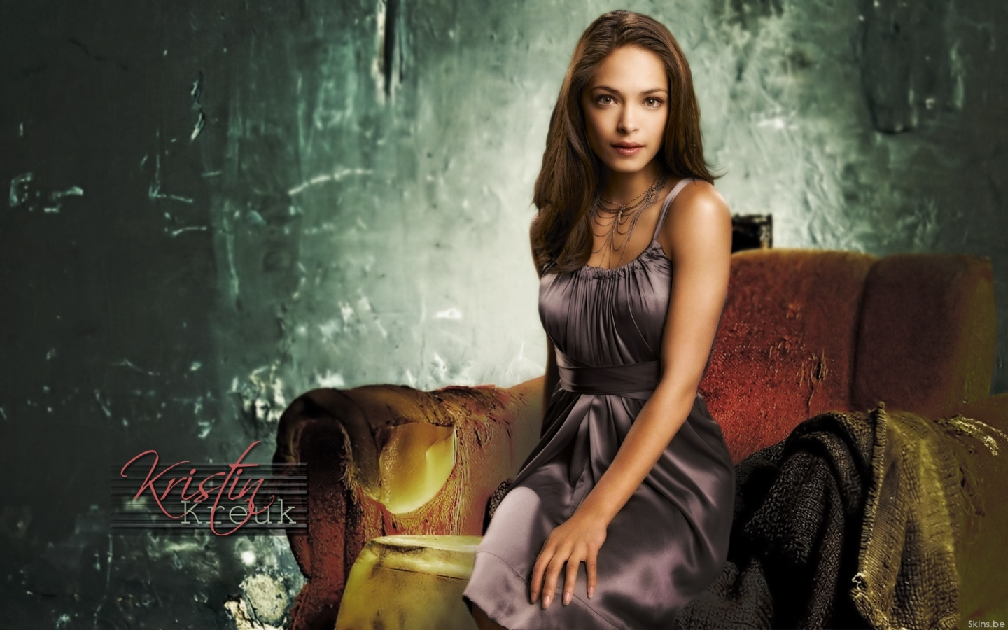 Kristin Kreuk wallpaper (#35628)