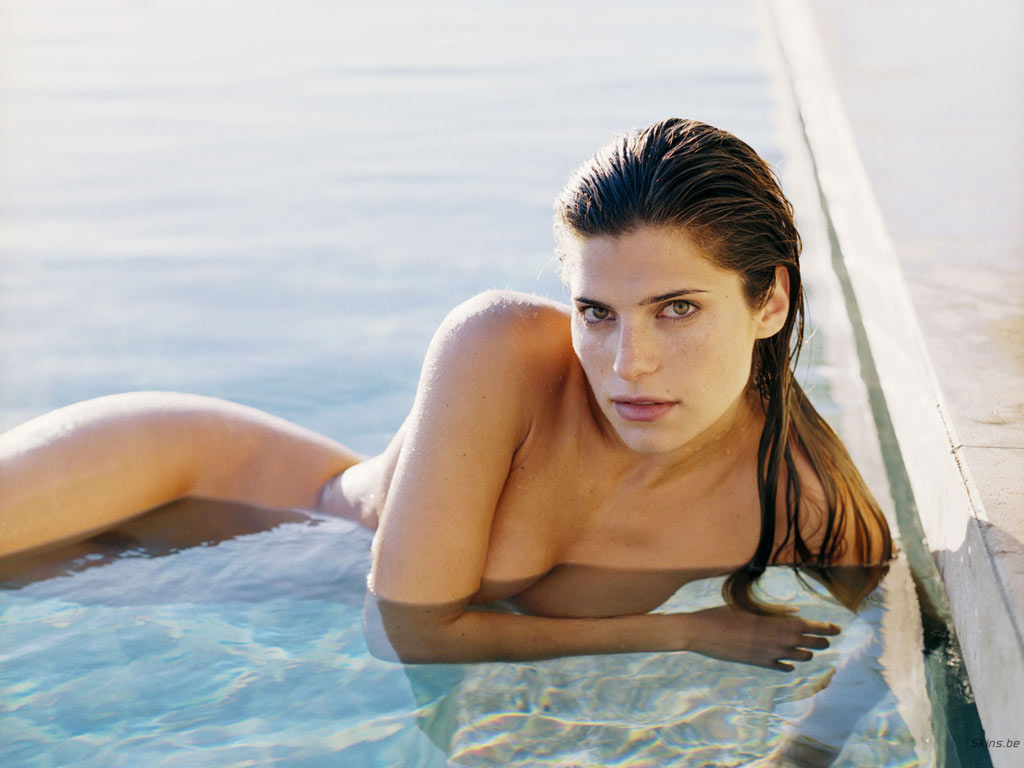 Lake Bell wallpaper (#21233)