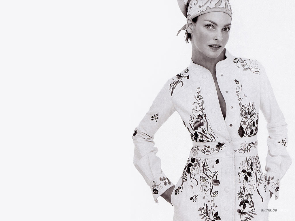Linda Evangelista wallpaper (#17616)
