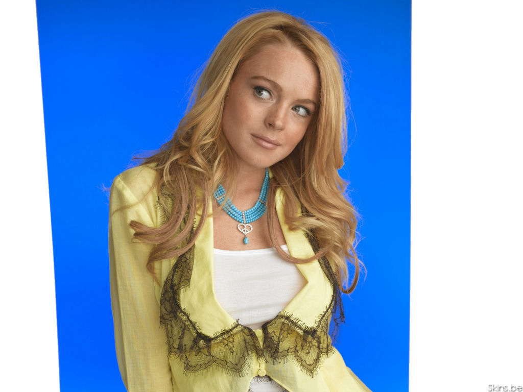 Lindsay Lohan wallpaper (#28970)