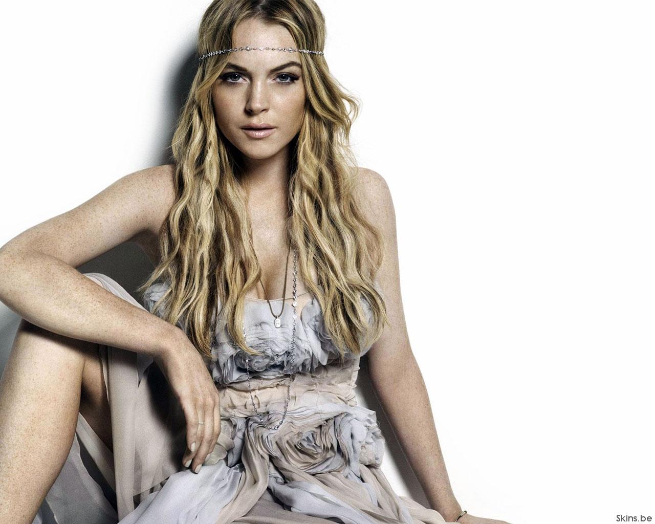 Lindsay Lohan wallpaper (#36488)