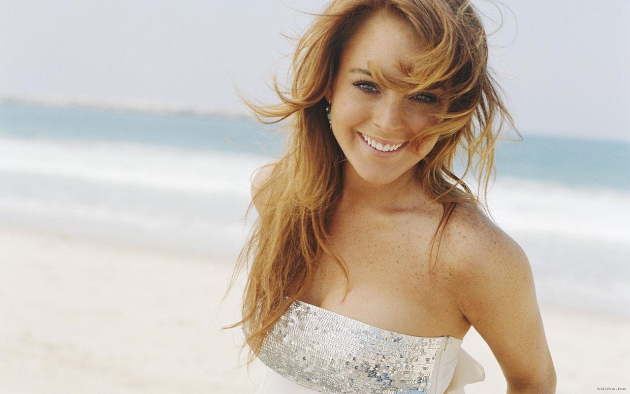 Lindsay Lohan wallpaper (#23993)