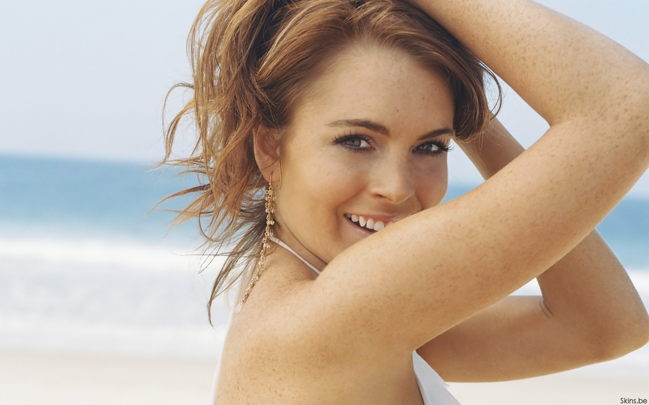 Lindsay Lohan wallpaper (#30843)