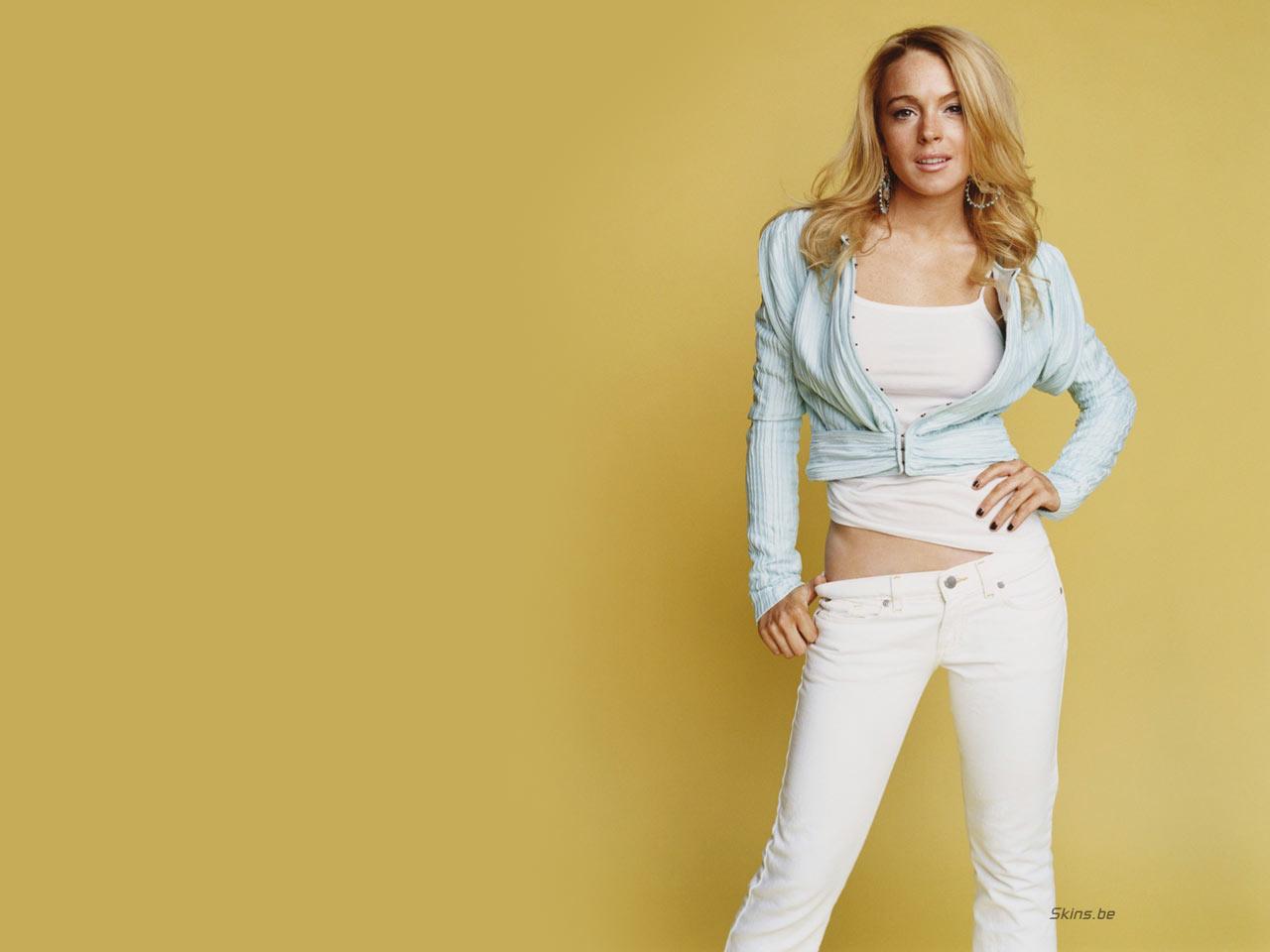 Lindsay Lohan wallpaper (#19768)