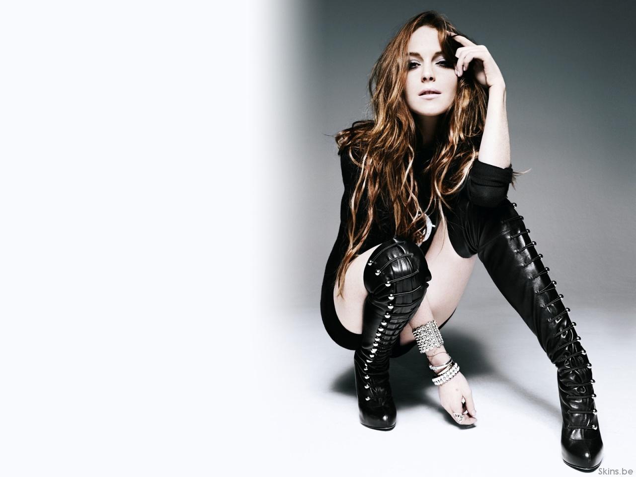 Lindsay Lohan wallpaper (#36285)