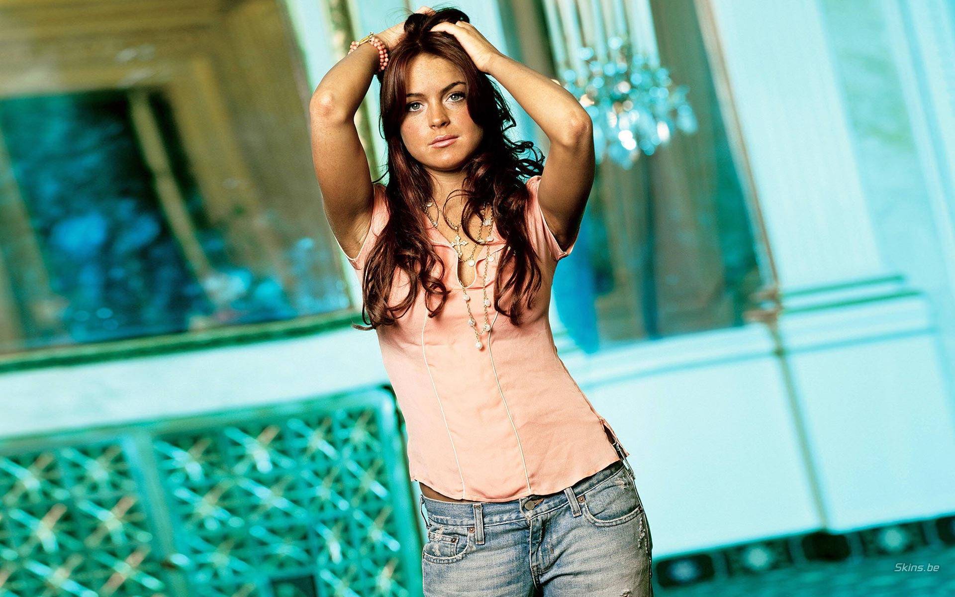 Lindsay Lohan wallpaper (#21454)