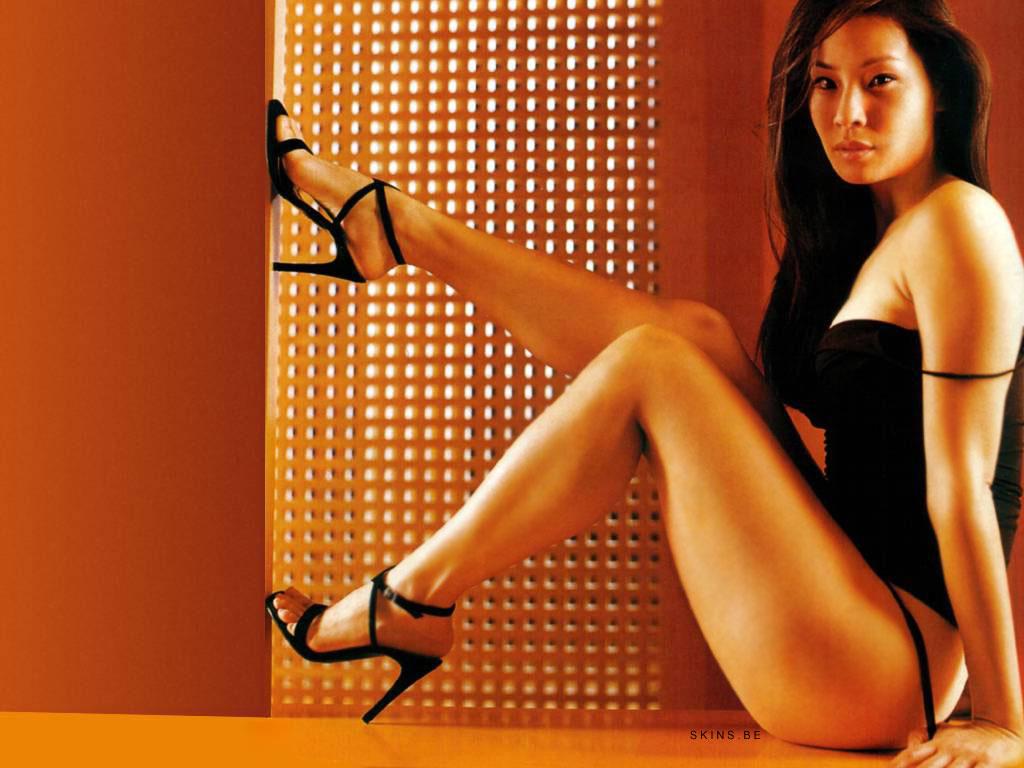 голая китайская актрисы люси лью фото