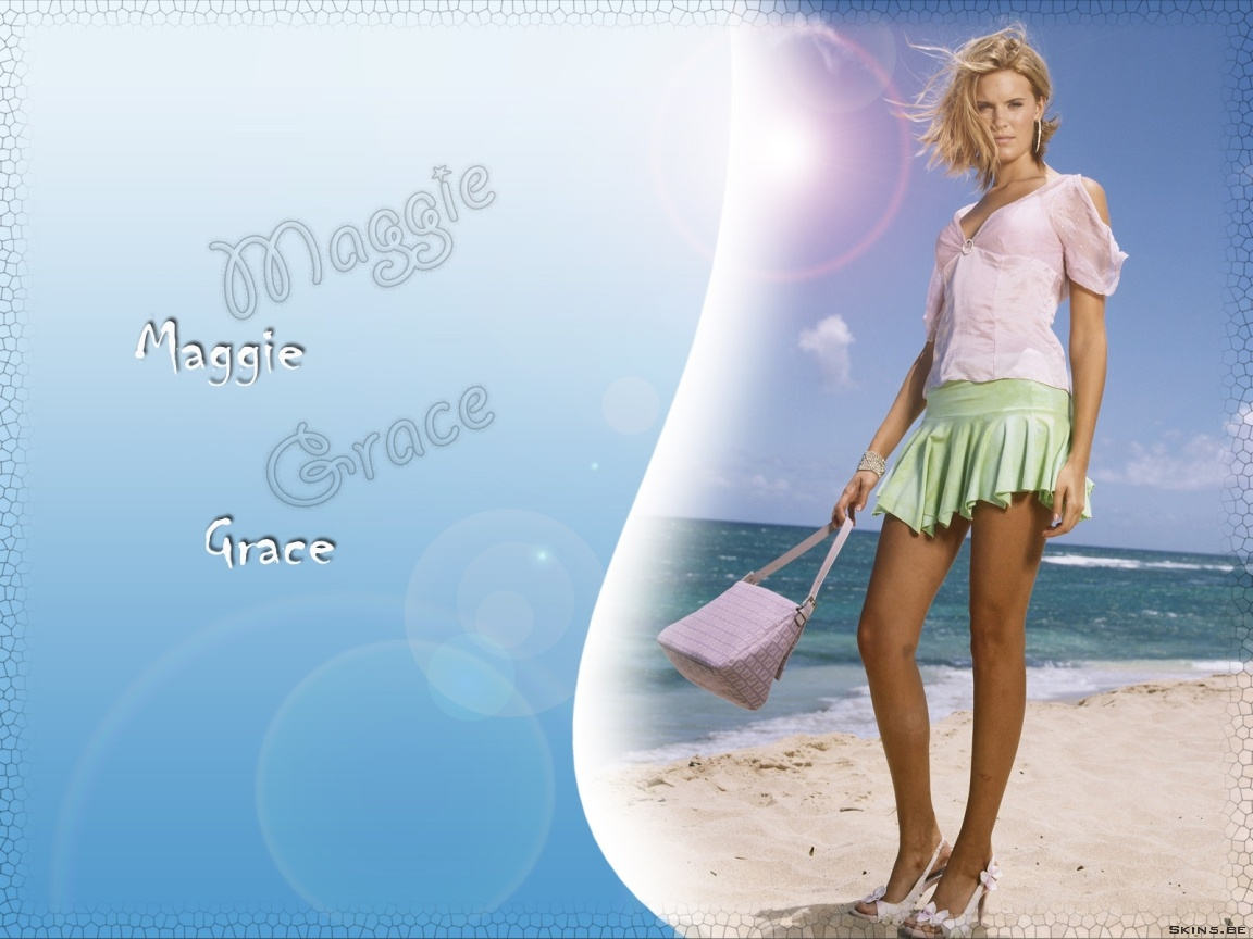 Maggie Grace wallpaper (#40559)
