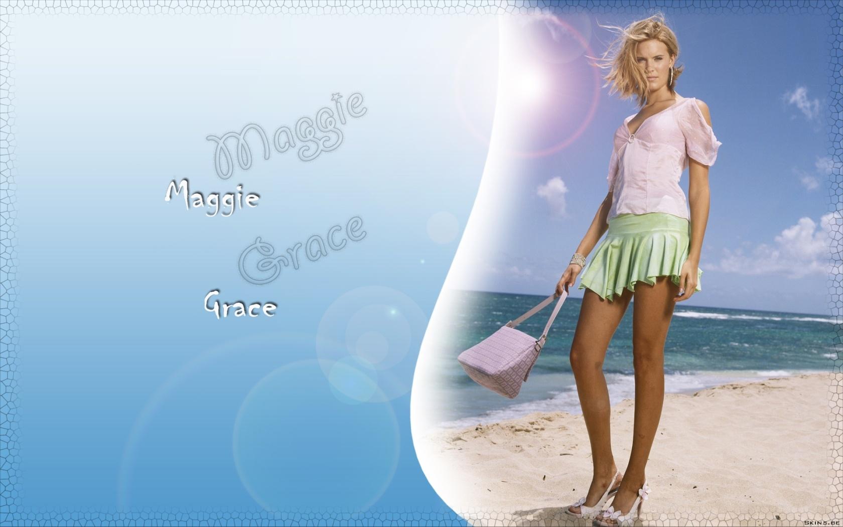 Maggie Grace wallpaper (#40559)