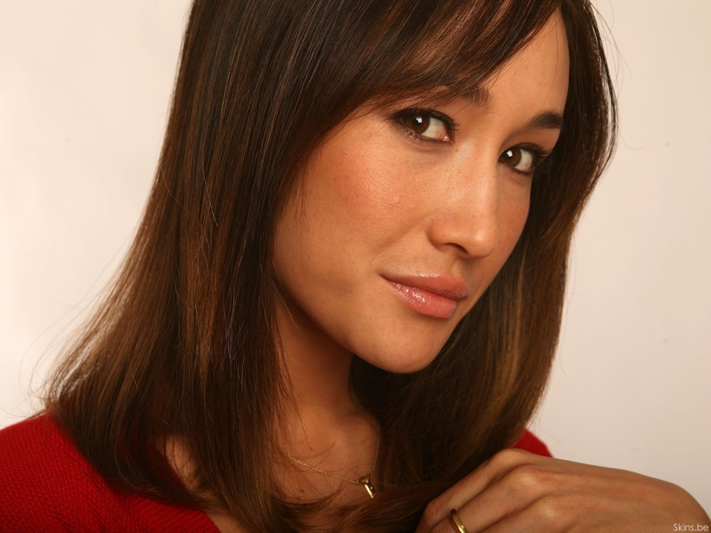Maggie Q wallpaper (#31069)