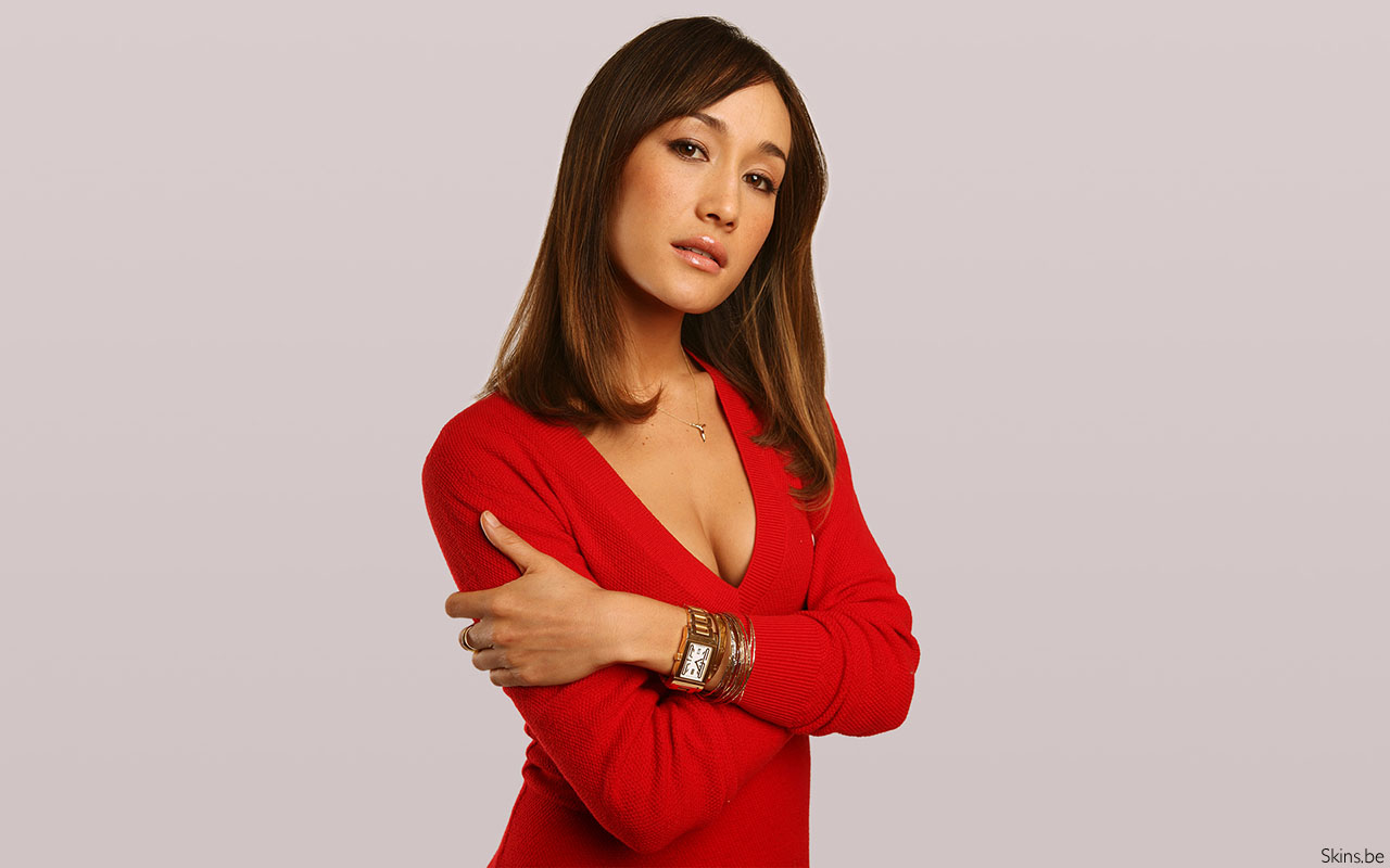 Maggie Q wallpaper (#33960)