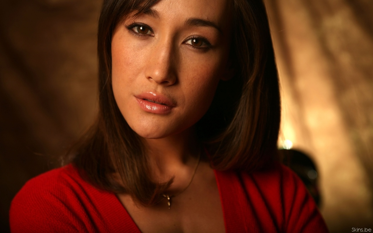 Maggie Q wallpaper (#34249)